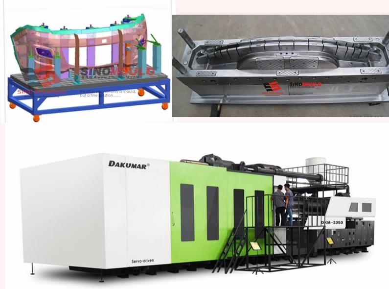 large-size injection molding machines