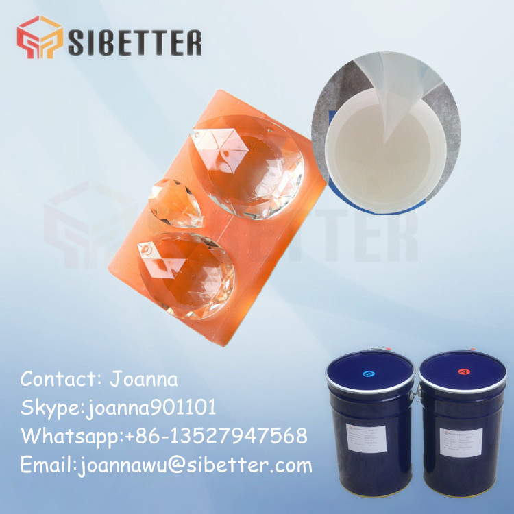 Liquid Silicone Rubber for Jewelry Molding Raw Material