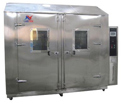 Walk in Salt Spray Test Chamber, Large Capacity Salt Spray Cabinet, Corrosion Tester, ISO 9227 Test