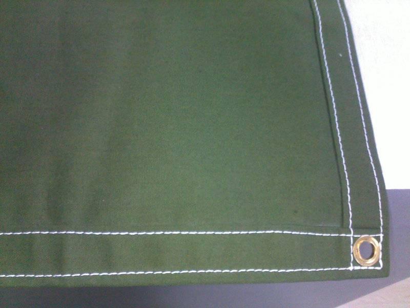 100% cotton waterproof canvas tent fabric truck cover & 100% cotton waterproof canvas tent fabric truck cover - mayer ...