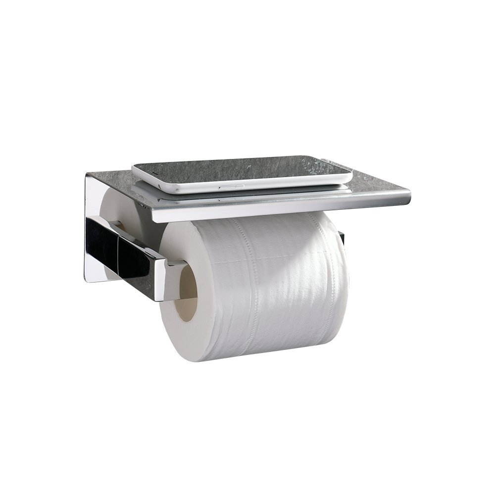 Toilet Paper Holder, Tissue Holder, SUS304 Stainless Steel, Bathroom Accessory,
