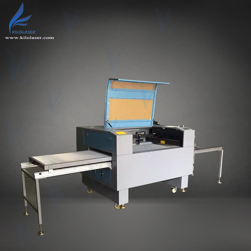 Coconut Laser Cutting processing Machine for half shell cut