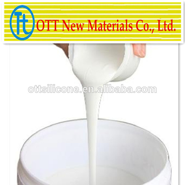 Liquid silicone rubber for PU craft mold