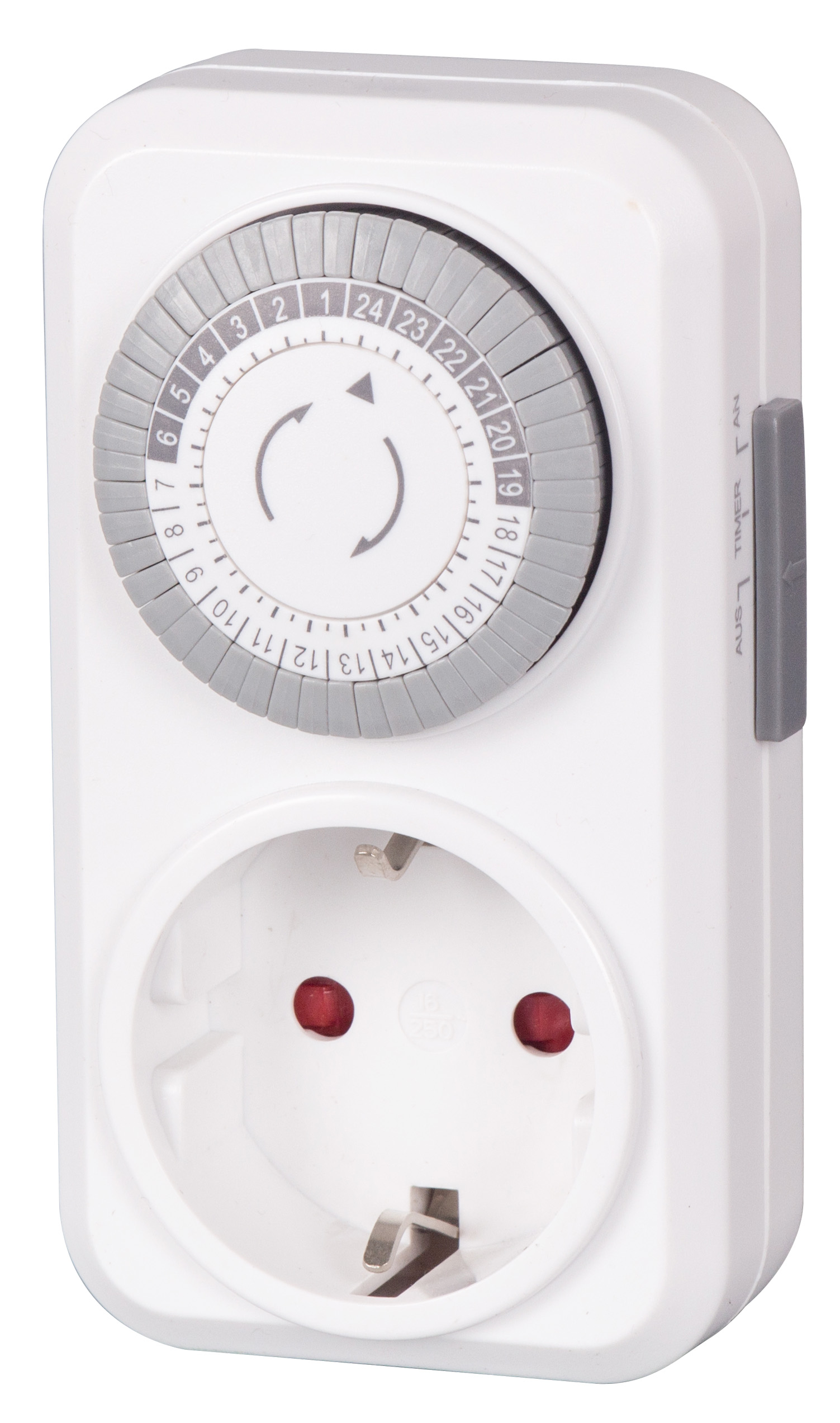 24 hours mechanical timer /programmable timer /plug-in timer