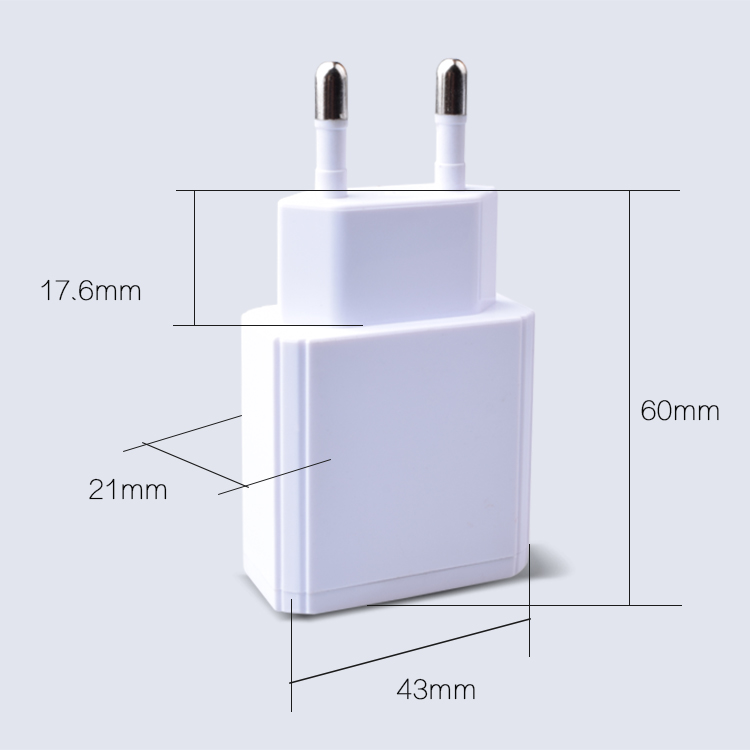 Plug in 9V 1.67A ,5V 2A Wall Charger Fast charger adapter Fast charging
