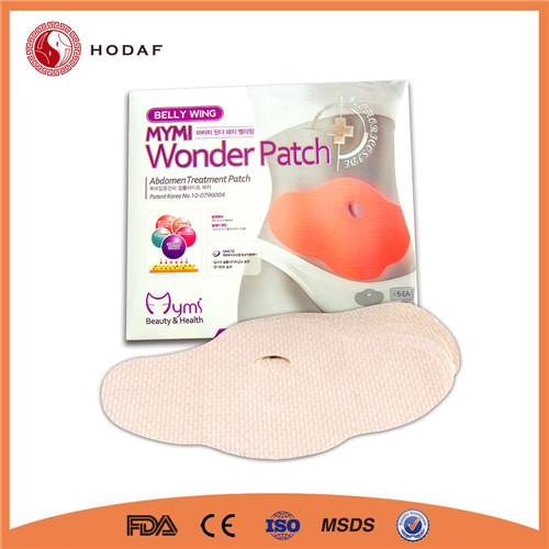 OEM Manufacturer Belly Wonder Patch Herbal Slimming Patch