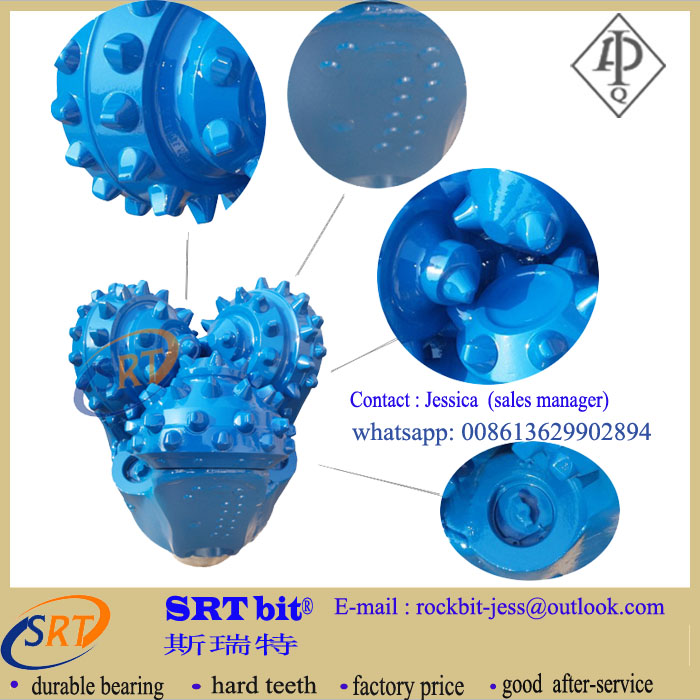 tricone drill bits for water well drilling