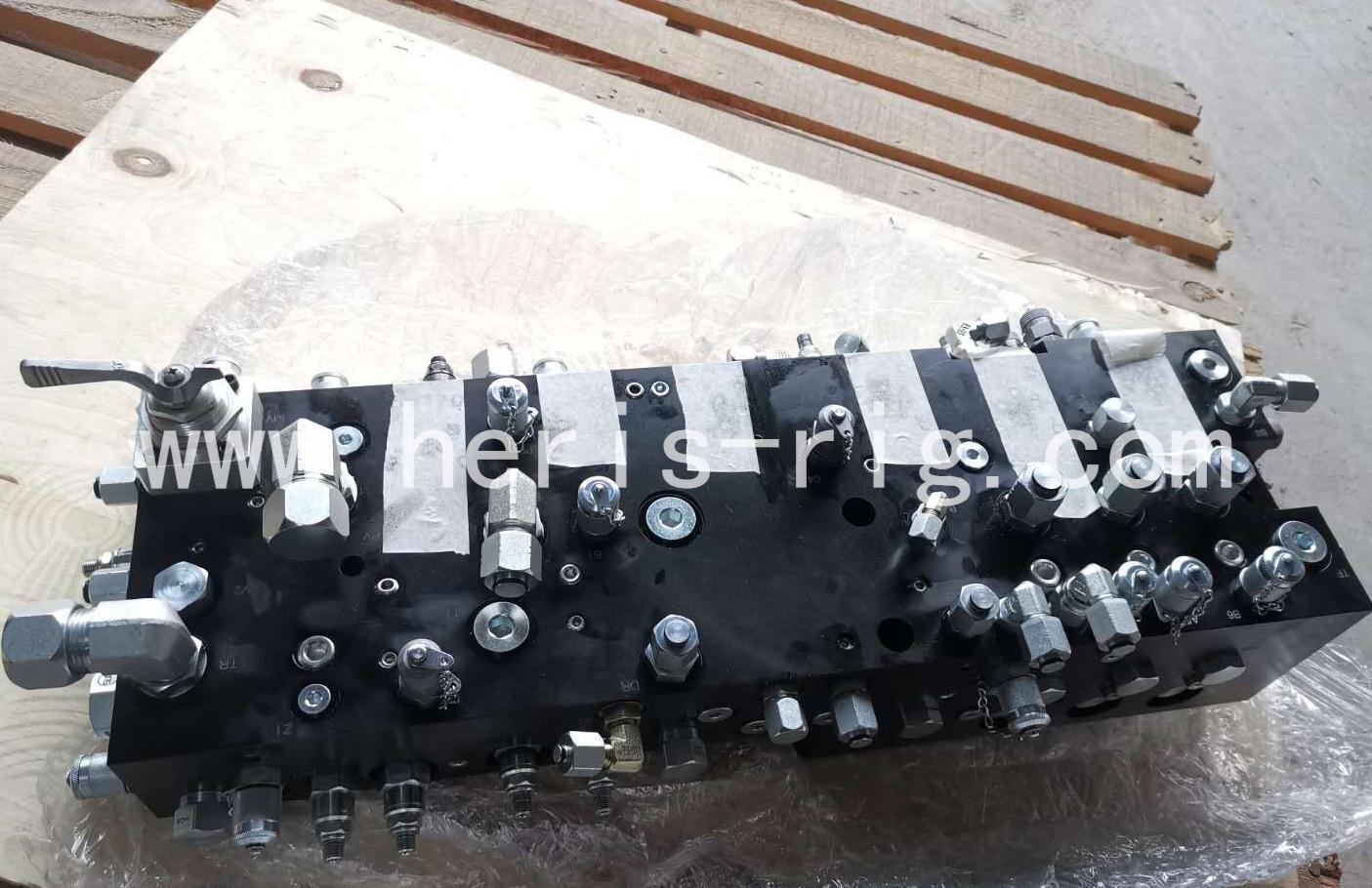 Tds-9sa tds-11sa ASSY MANIFOLD114174
