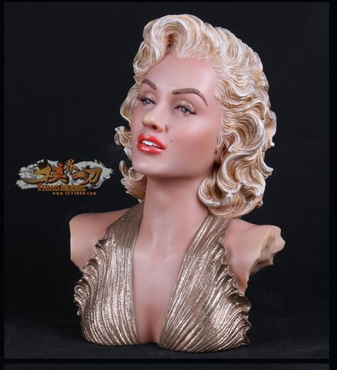 Marilyn Monroe Poly Resin Collectibles for fans
