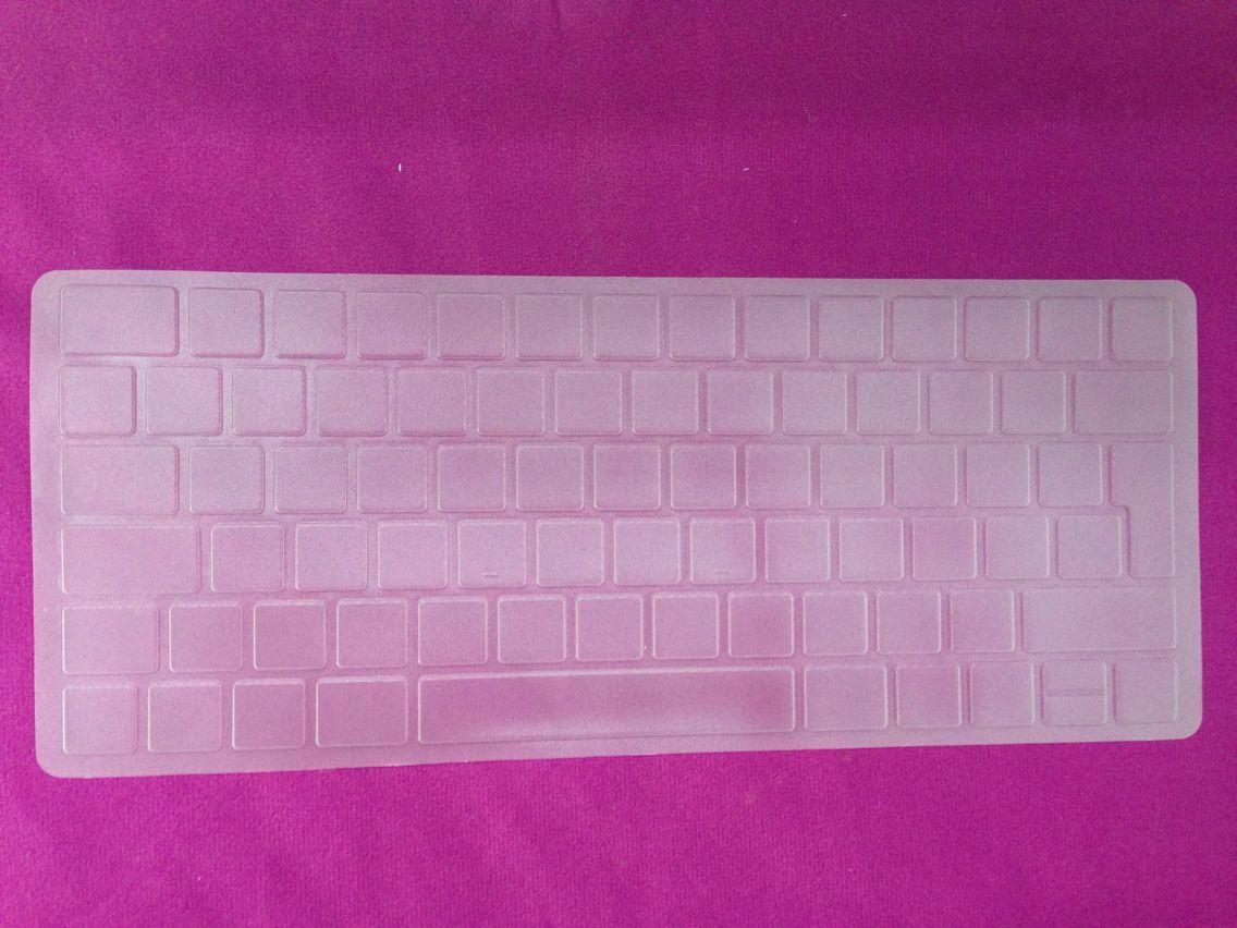 Ultra thin Anti-BACTERIA high transparency water/dust proof TPU Keyboard Cover For magic keyboard(US