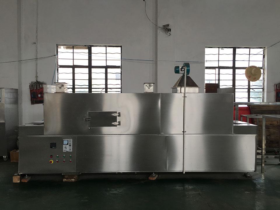 easy operation automatic control sterilization result Tunnel type sterilization Drier