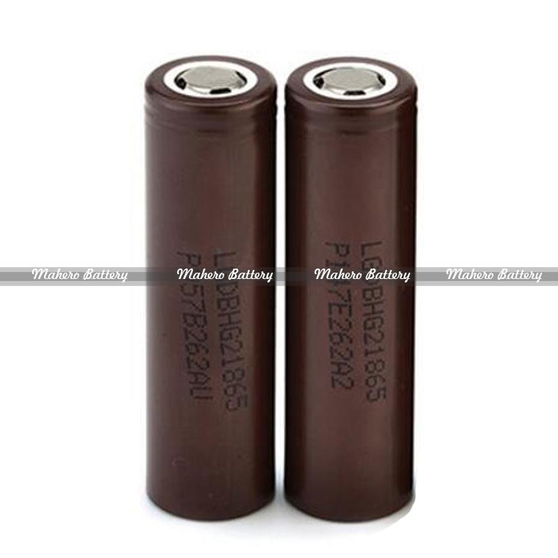 Original 18650 VTC6 battery li ion 18650 battery 3000mah 18650 lithium battery LG HG2 3000