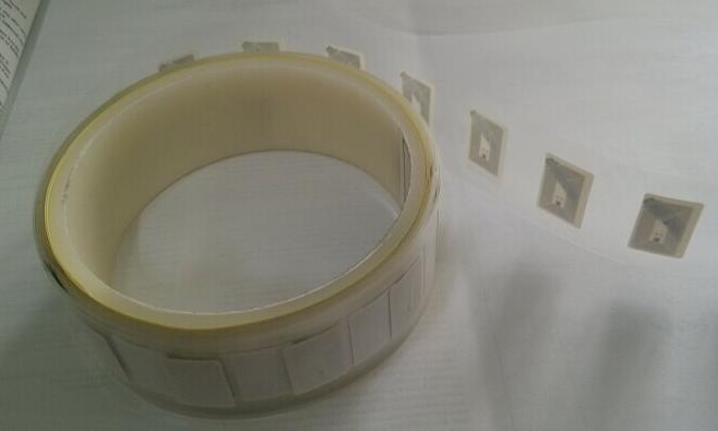 RFID Fragile label