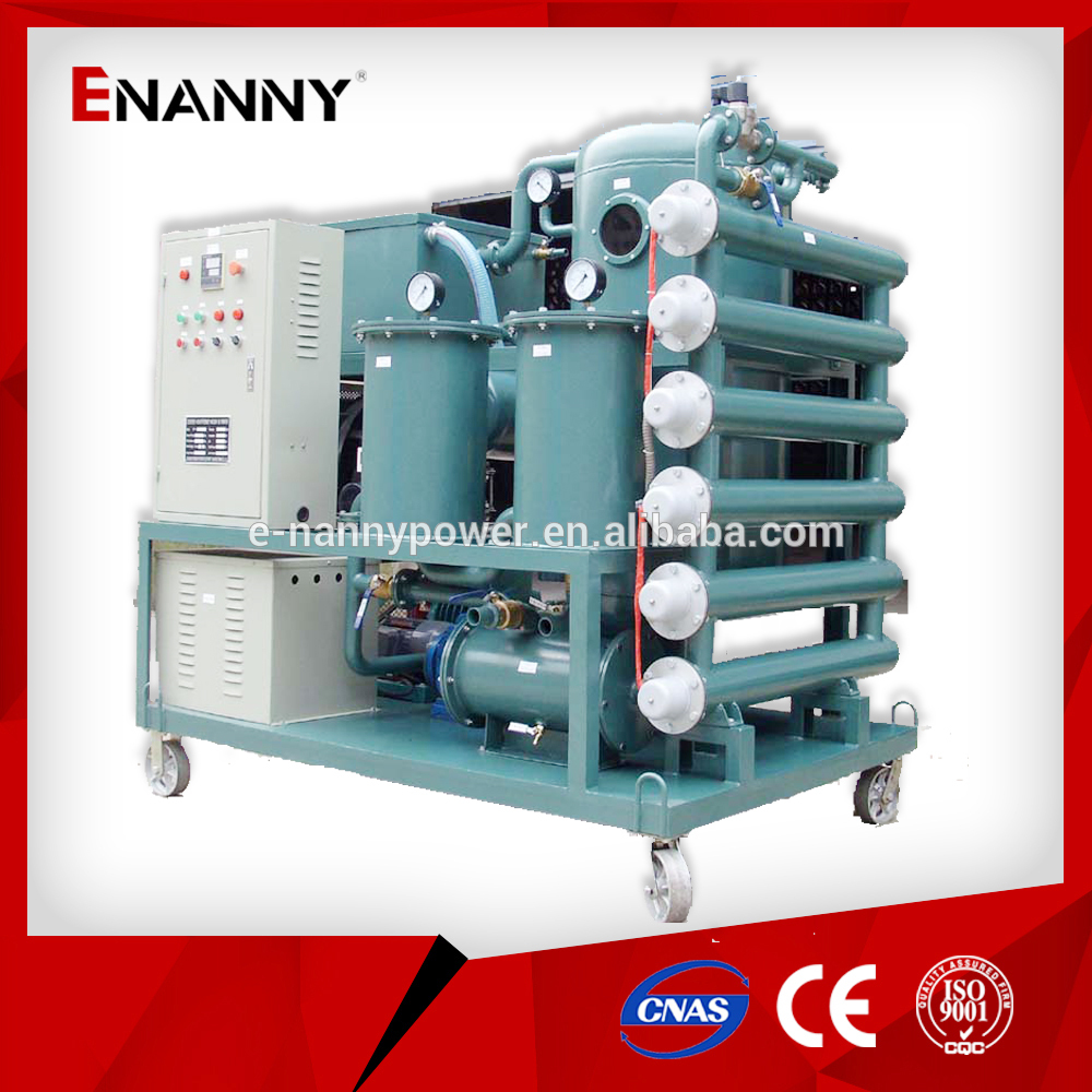 transformer purifier machine for dielectric oil DBYD-100