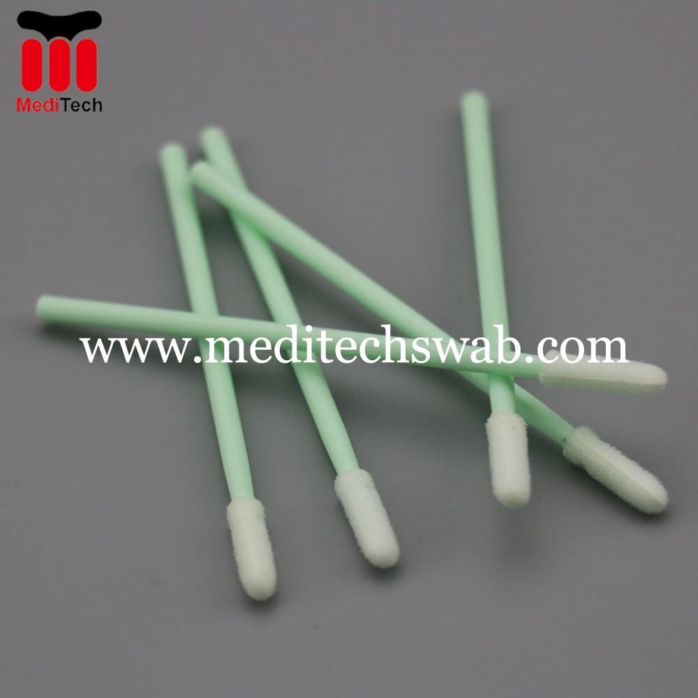 Cleaning swabs for electronics