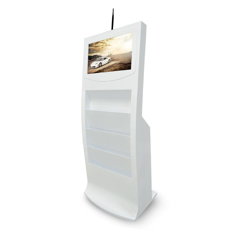 22 inches news paper holder display