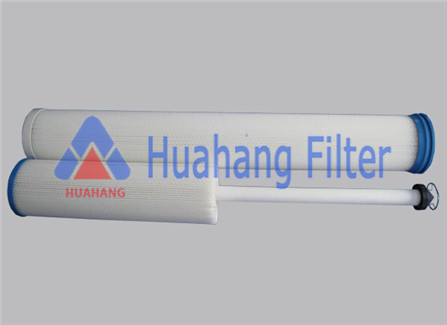 Replace PALL ultipleat high flow filter cartridges