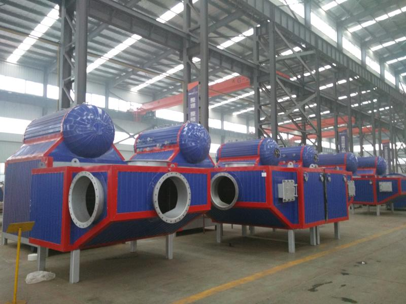 Industrial Exhaust Gas Boiler, Energy Saving Waste Heat Recovery System
