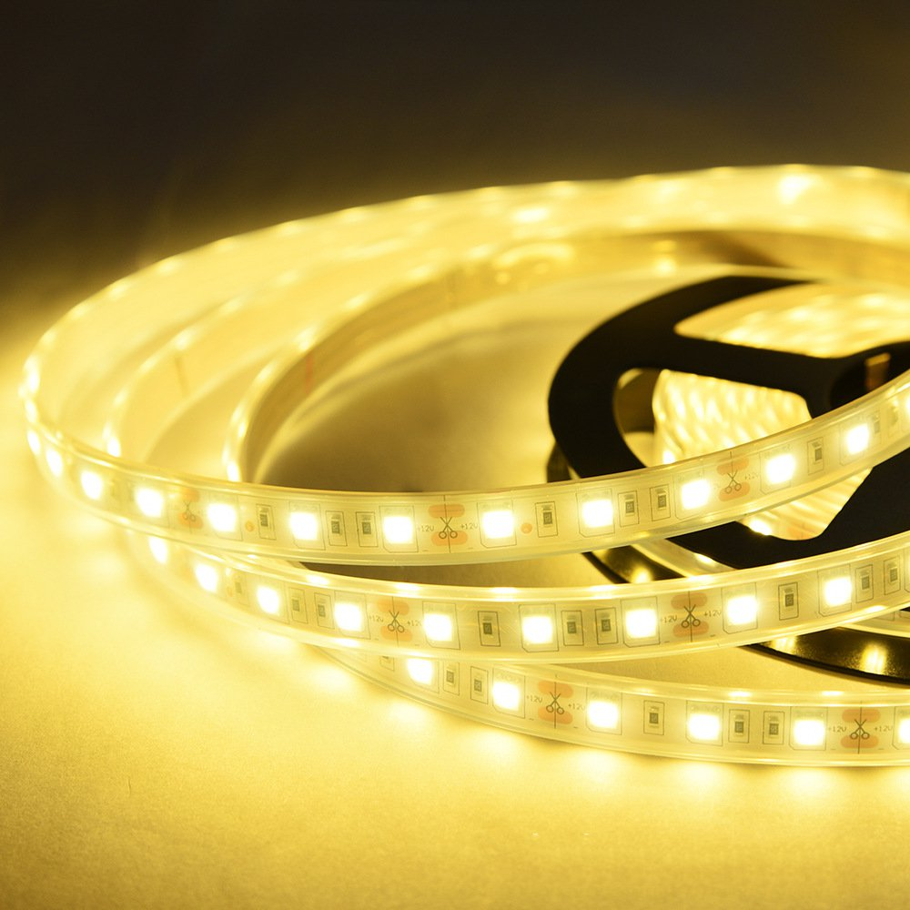 Wholesale 60leds/M IP65 waterproof DC 12 volt 5050 led light strip