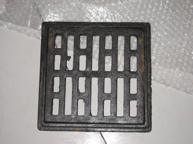 Cast Iron Drain Grating Rainwater Grate EN124 D400