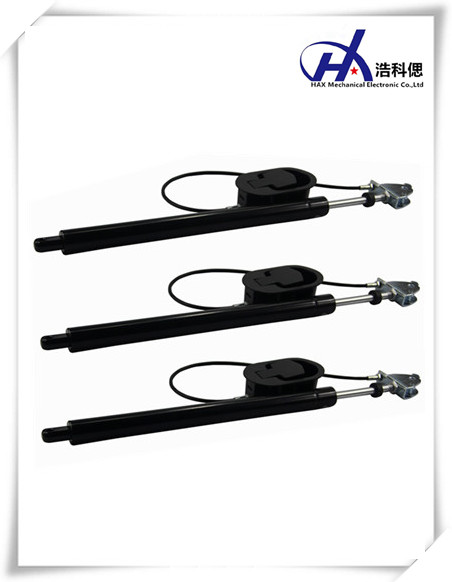 adjustable locked gas spring lockable gas strut