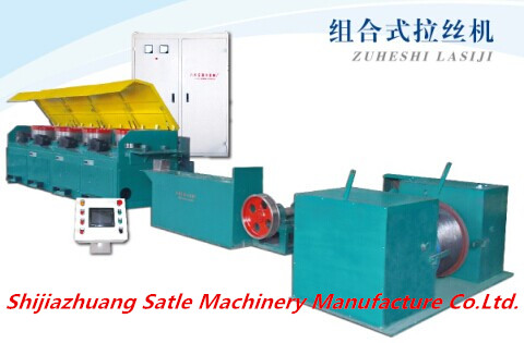 Composed Wire Drawing Machine