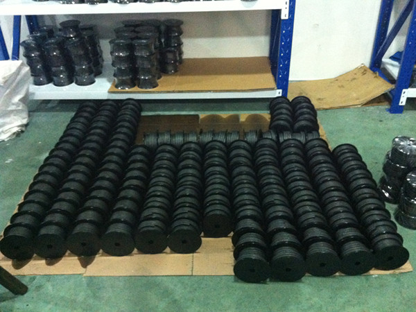 12mm PTFE Graphite braided square packing