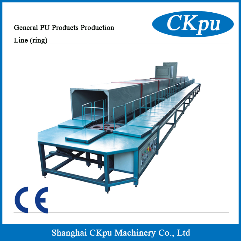 General PU Products Production Line with Ring Type