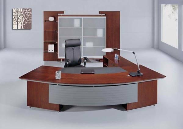 Mh Manager Desk By Bordonabe Stylepark