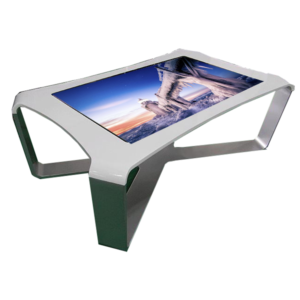 Factory Price 55 inch multi-touch Screen LCD smart coffee/game table