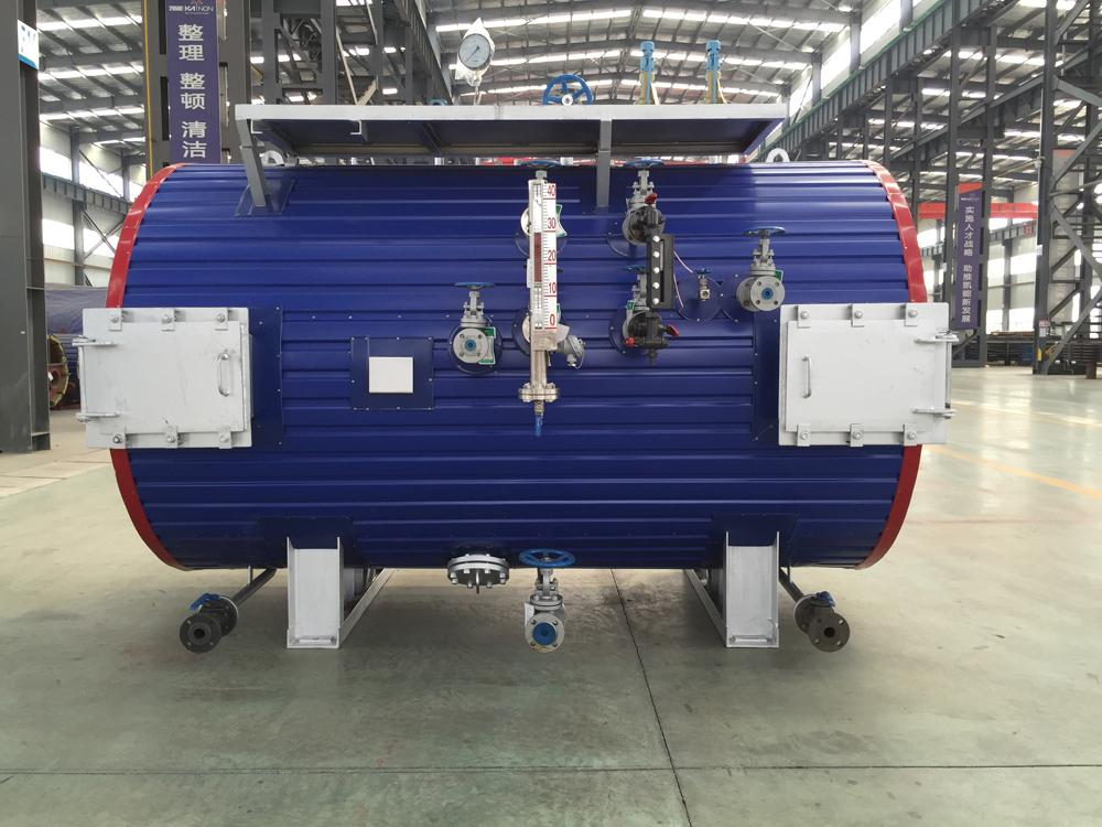 Generator Set Waste Heat Boilers High Temperature Waste Flue Gas Heat Recovery Boilers