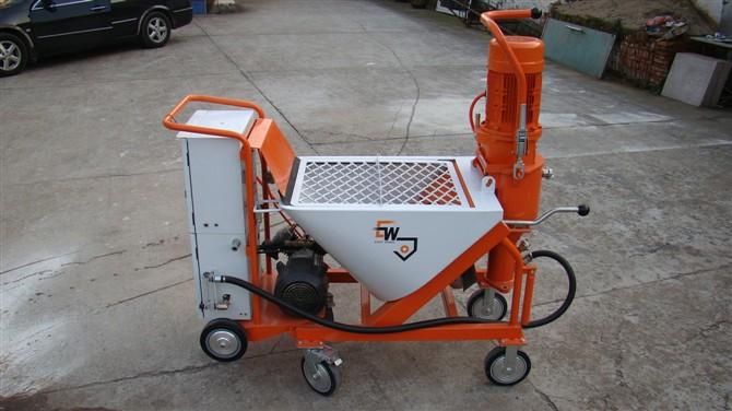 HN2 putty spraying machine