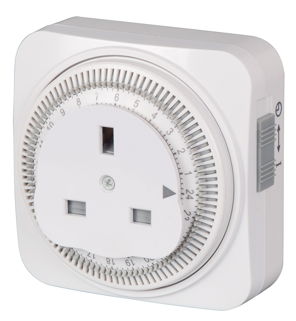 indoor timer switch with CE approval