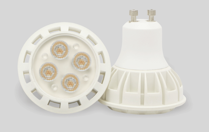 2 years Quality SMD3030 4W 5W GU10 diammable bulb LED Lamp 220V Bulb LED Spotlight
