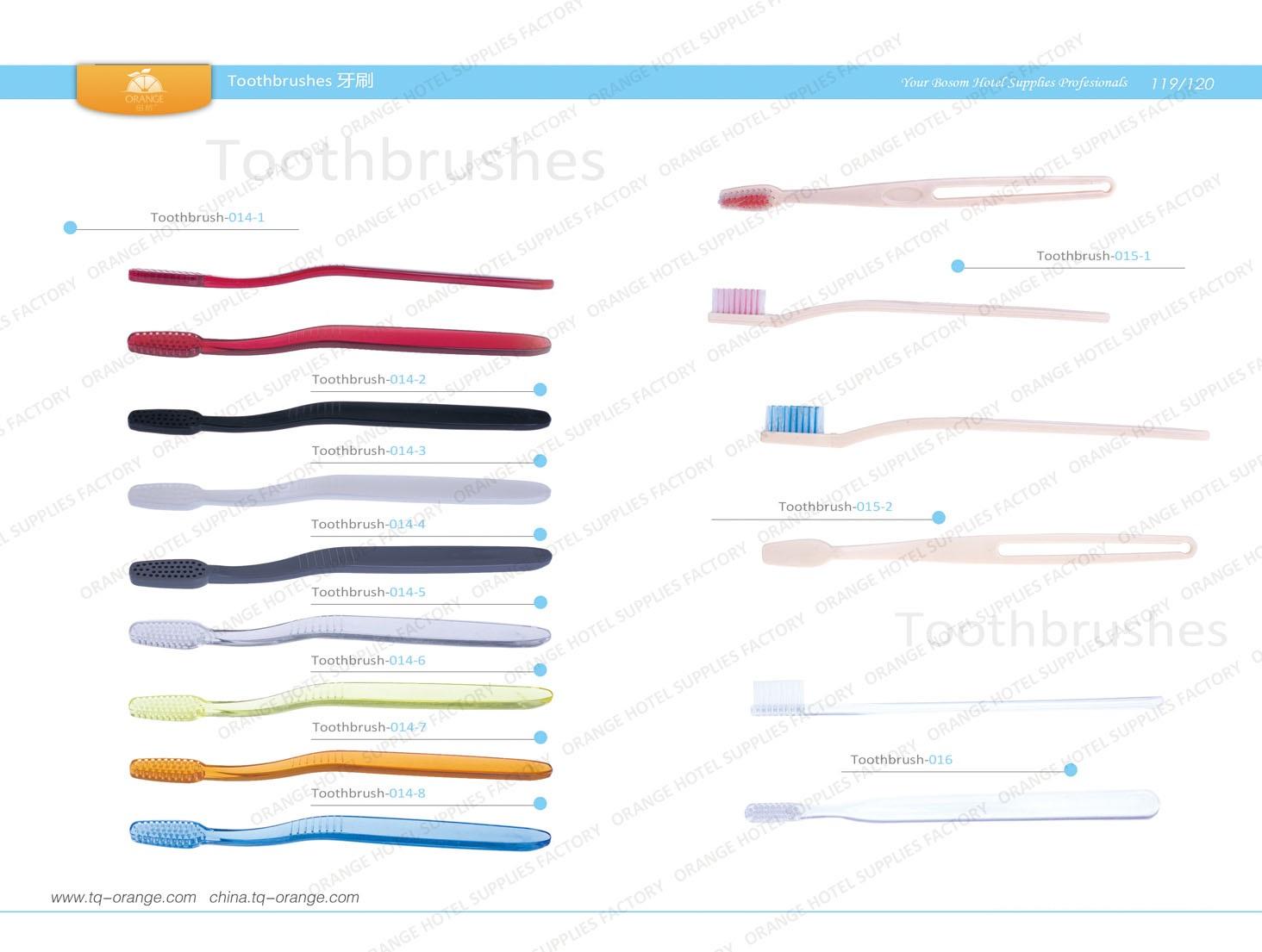 Toothbrush 014~016