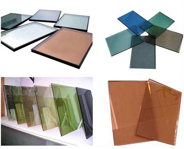 Reflective Coated Glass