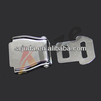 Metal Seat belt Buckle& clip for Aviation
