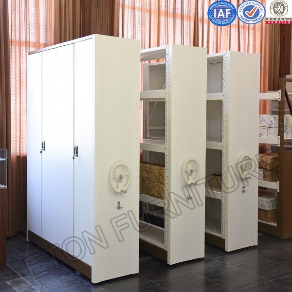 Metal Warehouse Storage Drive-in Goods Rack for Supermarket