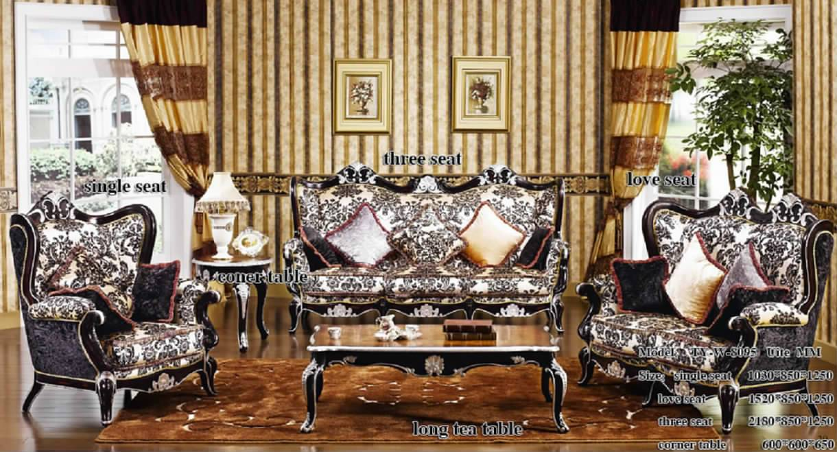 Italian Style Living Room Furniture Foshan Shunde
