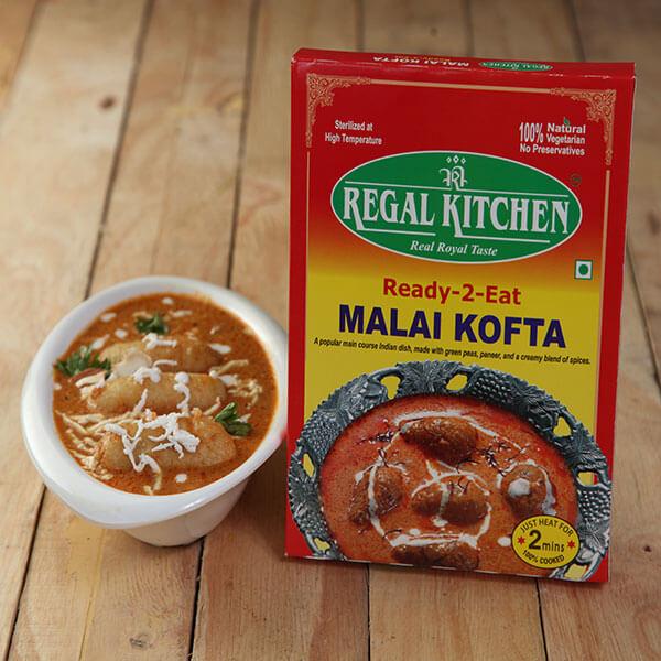 Ready To Eat Malai Kofta