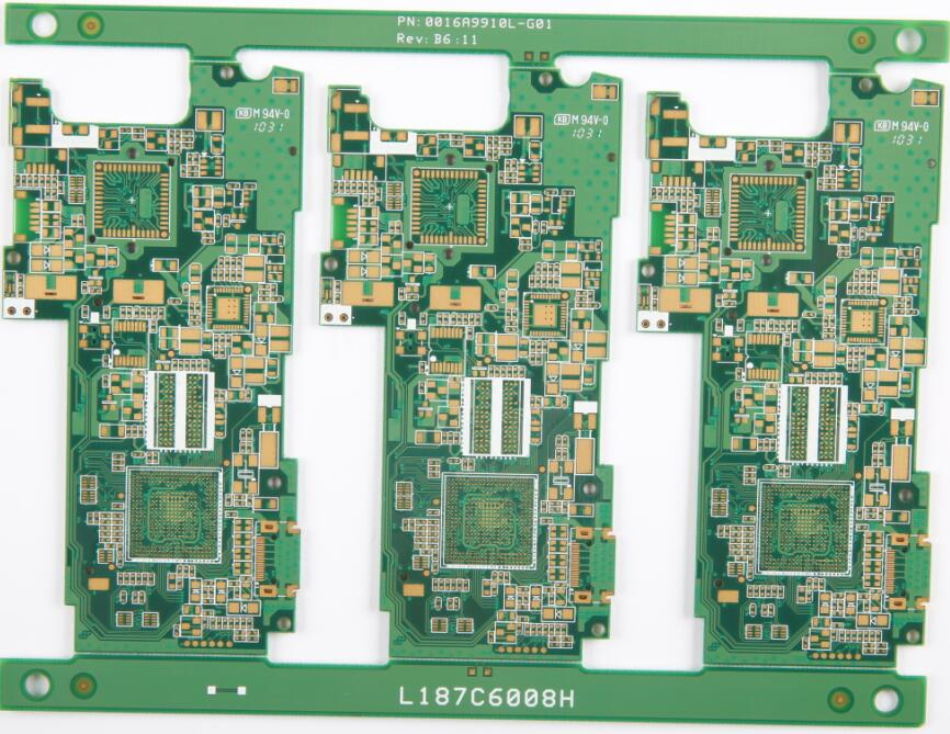 High Frequency PCB (6 Layers)