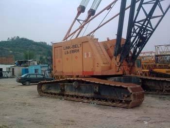 Offer used 150ton Link-Belt Crawler crane
