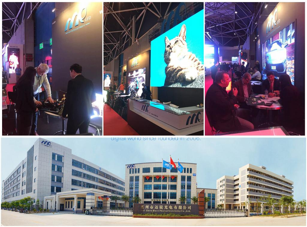 The Best P8mm Outdoor LED Display Module / Stage LED Display by Shenzhen Mrled (SMD3535)