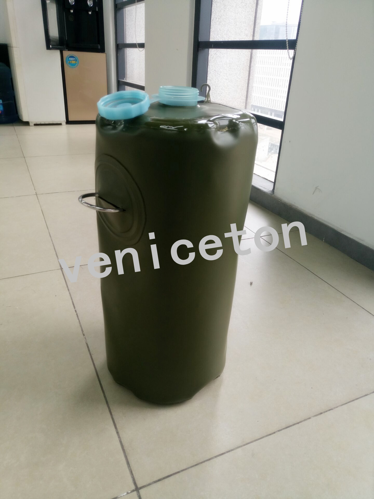 Veniceton hot sale 15Liter custom folding fuel tank oil tank