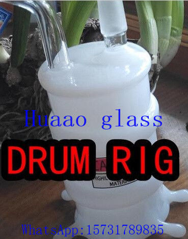 Glass bongs the latest limited edition drum shaped Smoking Water Pipes Smoking Pipes