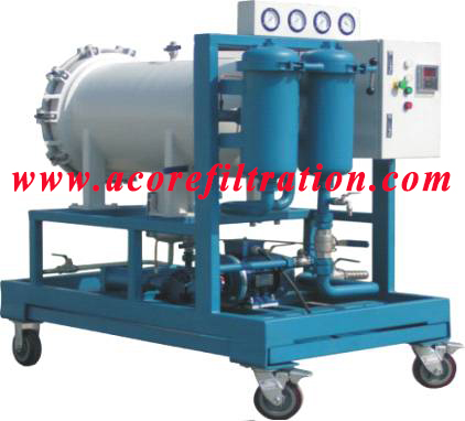 Diesel Fuel Oil Filtration Flushing Machine