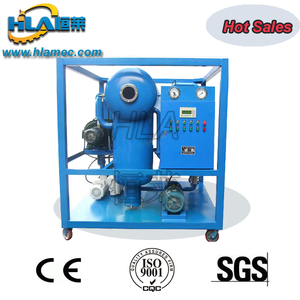 DVPDouble-stagesVacuumInsulatingOilPurifier Oil Purification Oil Filtration Oil Recycling