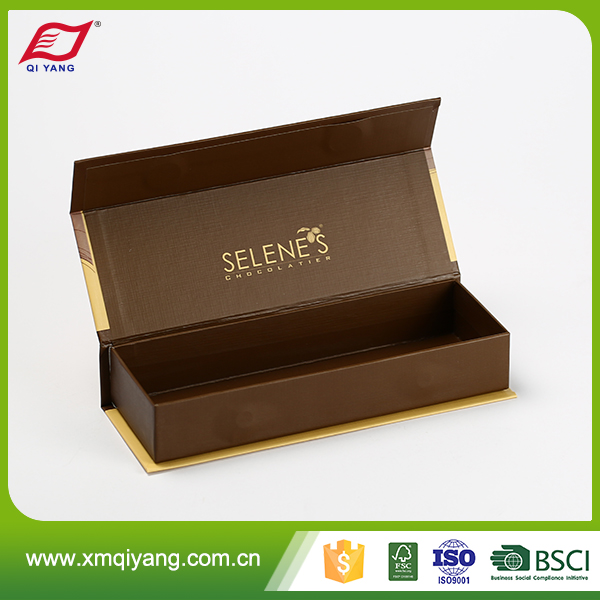 Wholesale high quality wine box packaging/luxury paper wine box