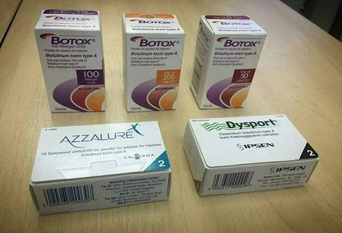 BOTOX 100IU,Botox 150iu, Botox Injection,BTXA