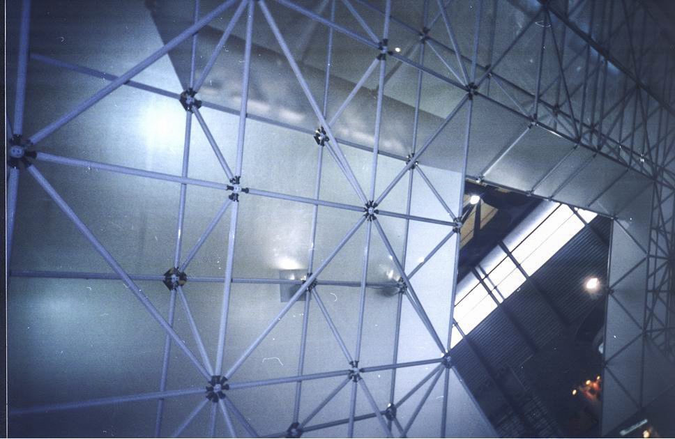 Trade Show Fair Booth Stands Ceiling Grids System Transformable Design For Commercial Exhibition